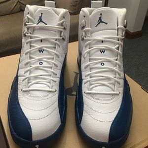 Air Jordan French Blue white size 11.5